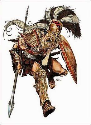 Asyik Blogku: Dewa-Dewi Dalam Mitologi Yunani Kuno