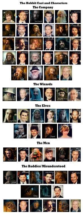 I like the baddies/misunderstood category