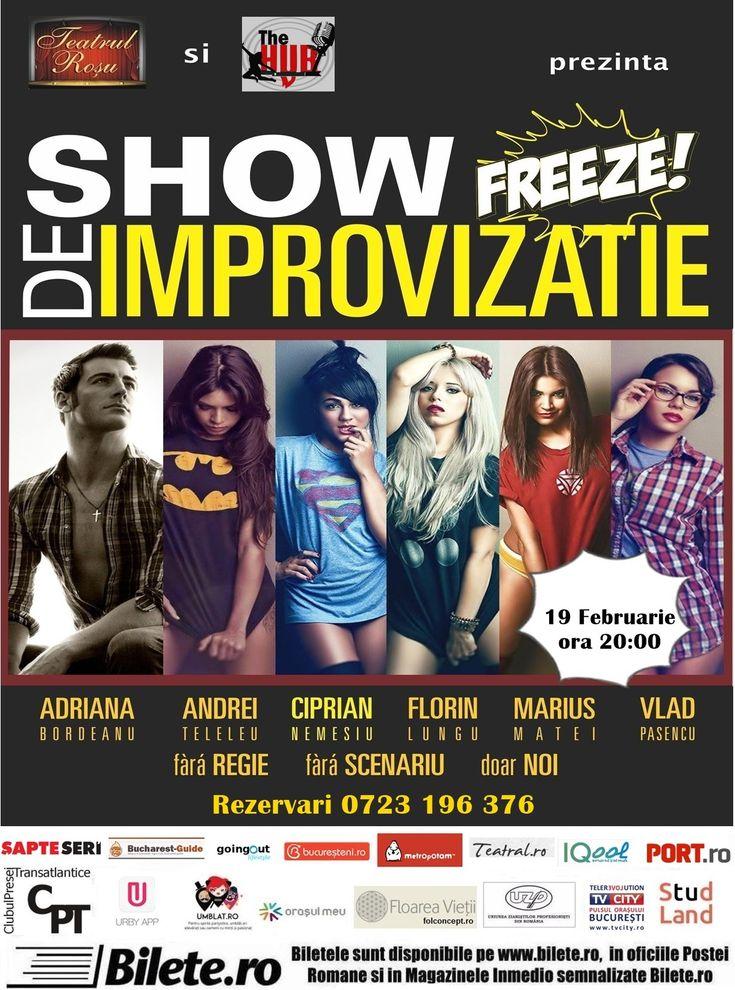 Freeze! Improshow