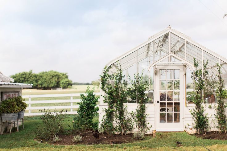 chip and joanna gaines farmhouse garden - Google Search