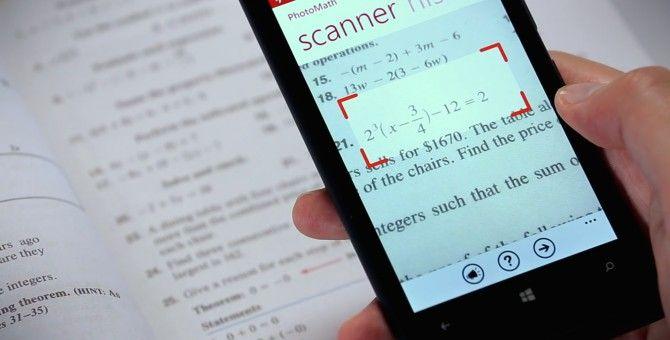 App che risolve i problemi di matematica con una foto / App solving math problems with a photo