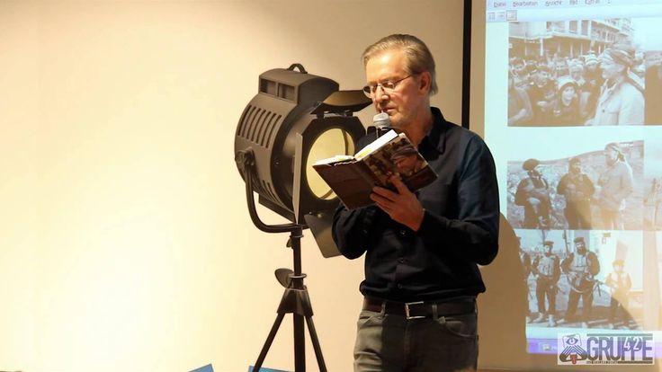 """Gruppe42 zeigt: Jürgen Todenhöfer's Lesung aus seinem Buch """"Inside IS"""" i..."""