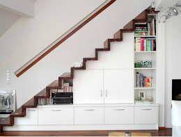 Projekty,  Korytarz, przedpokój i schody zaprojektowane przez creativ-moebelwerkstaetten.de