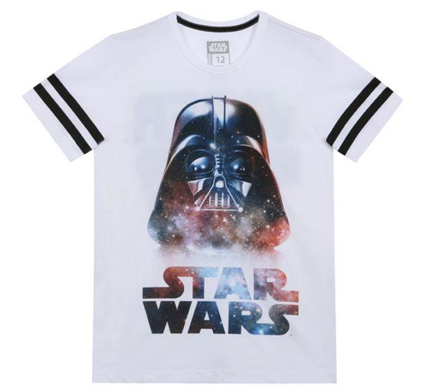 Camiseta Star Wars - O Despertar da Força - coleção Riachuelo;