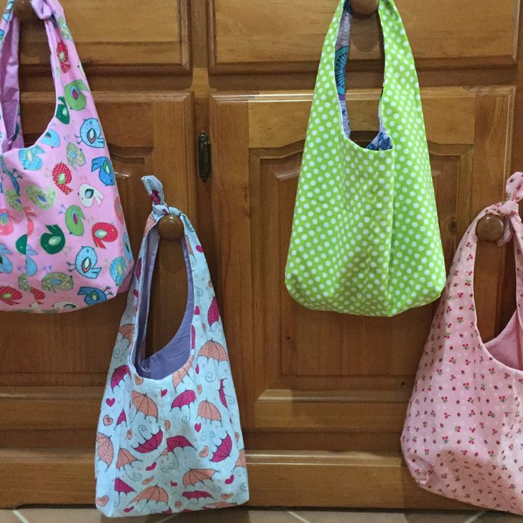 Now selling girls reversible bags in time for Christmas!