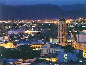 Plaza Mexico in Saltillo, Coahuila, Mexico - Tour By Mexico  ®  http://www.tourbymexico.com/coahuila/saltillo/saltillo.htm