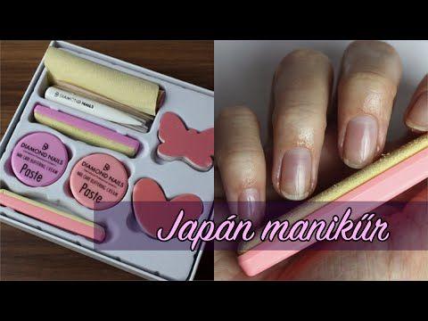 Japán manikűr otthon I Viszkok Fruzsi