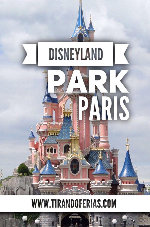 Antiga Eurodisney, a Disneyland Park Paris é uma ótima atração para visitar quando estiver na região.