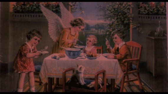 "Twin Peaks  ""Laura's Angel"""