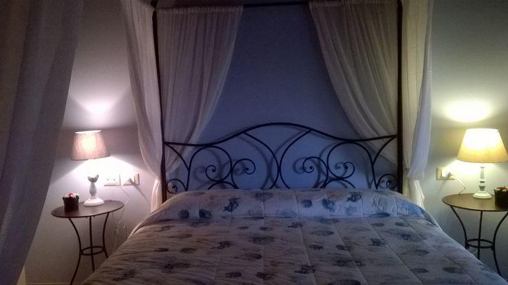 B&b camera con letto a baldacchino
