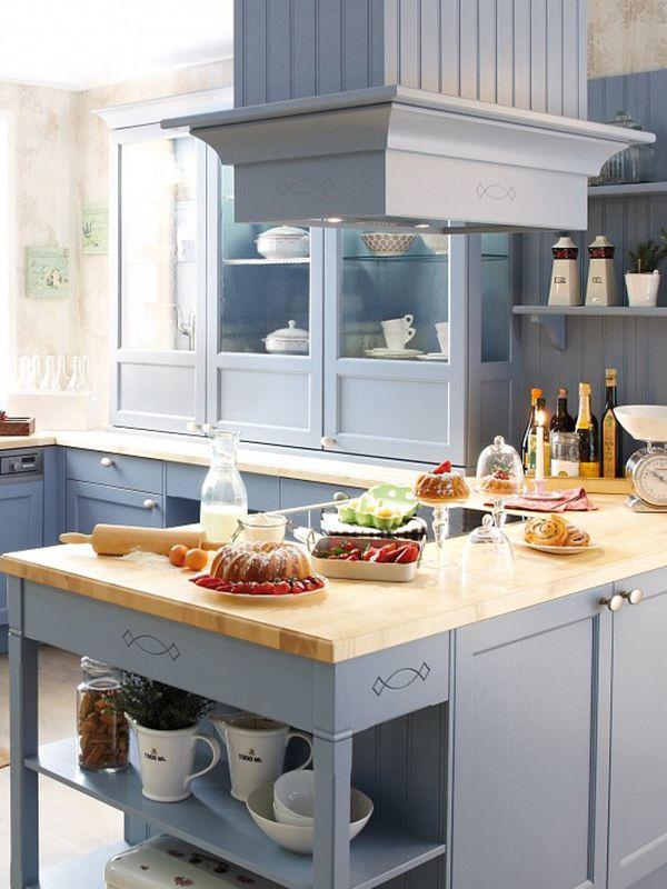 56 best Landhaus-Küchen images on Pinterest | My house, Future house ...