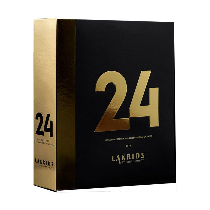 Lakrids by Johan Bülow: Lakritz Adventskalender 2015: genussland Edition: Amazon.de: Lebensmittel & Getränke