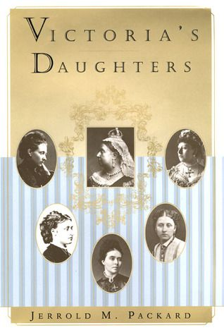 'Victoria's Daughters' -  The story of 5 women who shared one of the most extraordinary & privileged sisterhoods of all time.  Vicky, Alice, Helena, Beatrice & Louise were historically unique sisters, born to a sovereign who ruled over 1/4 of the earth's people & who gave her name to an era: Queen Victoria. Two of these princesses would themselves produce children of immense consequence:  Vicky's Kaiser Wilhelm & Alice's daughter, Alix, who became Tsarina Alexandra.