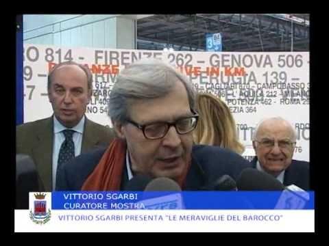VITTORIO SGARBI PRESENTA LE MERAVIGLIE DEL BAROCCO