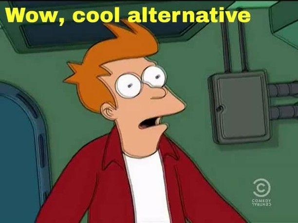Wow, cool alternative #ComedyCentral #Futurama #ConnecTV