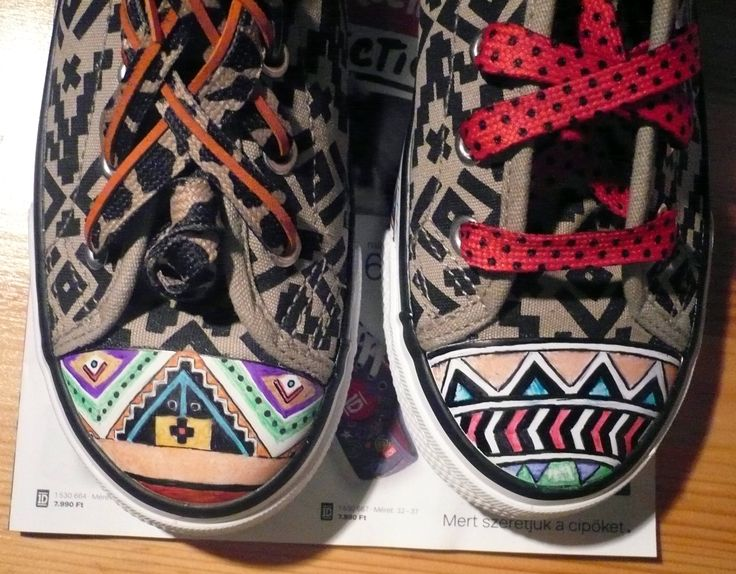 Aztec shoes are DONE!!!!!