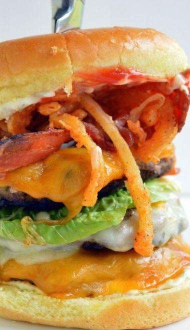 Paunch Burger. This looks fantastic!! YUM