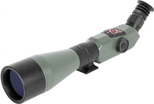 ATN X-Spotter HD 20-80x/200mm Smart Day & Night Smart HD Spotting Scope w/1080p Video, Geotagging Rangefinder, WiFi, E-Compass, E-Zoom, 3D Gyroscope, IOS & Android Apps