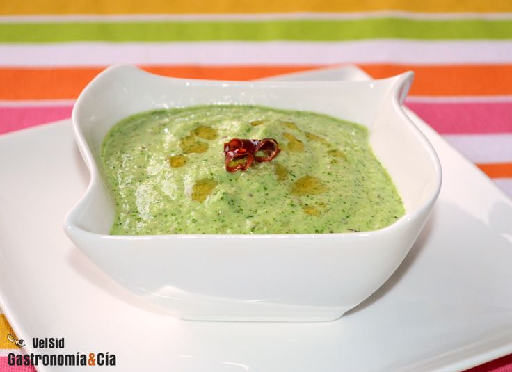 Salsa de cilantro, coco y lima