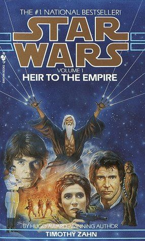 Heir to the Empire (Star Wars: The Thrawn Trilogy, Vol. 1)/Timothy Zahn