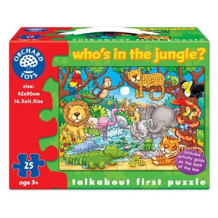 Orchard Toys Games & Puzzles for Kids. #Christmas #Gift