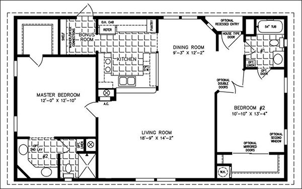 946 best 100 floor plans images on pinterest for 40x50 shop cost
