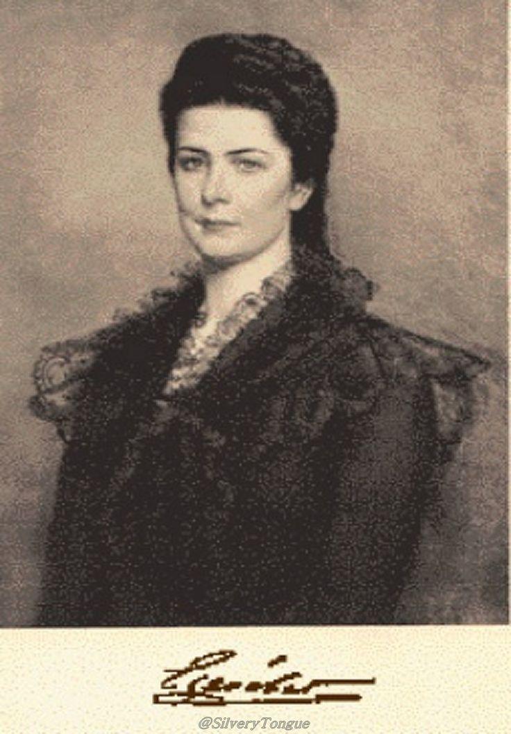 Empress Elisabeth of Austria (Sisi) (1837-1898)