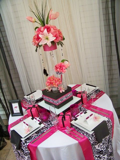 "Photo 1 of 4: Damask House Of Glamour Party / Bridal/Wedding Shower ""Anais"" 