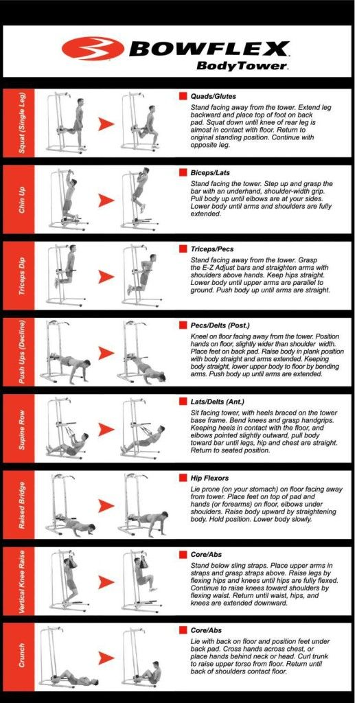 power-tower-exercises