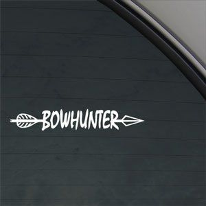 Best Bow Huntress Images On Pinterest Compound Bows - Bow hunting decals for trucks