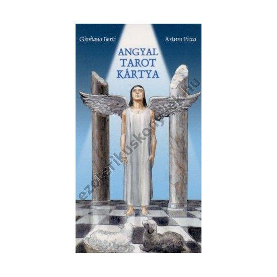 Giordano Berti - Arturo Picca: Angyal tarot kártya