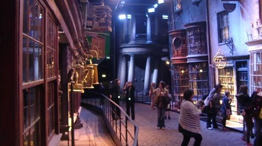 Harry Potter Studio Tour London plus Film Location Tour | Brit Movie Tours