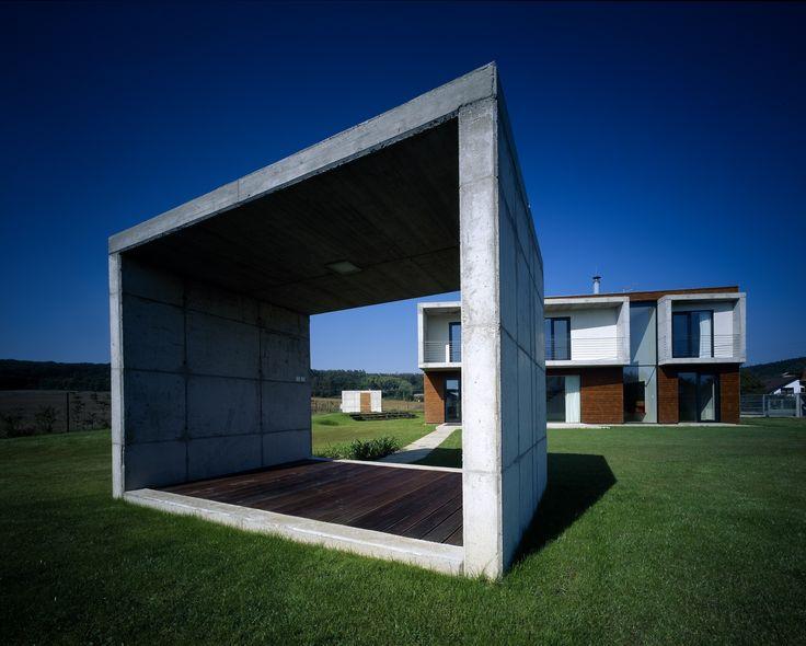 Vila v Černošicích   VYŠEHRAD atelier