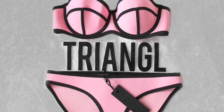 Bikinis TRIANGL que tu cuerpo se muere por usar