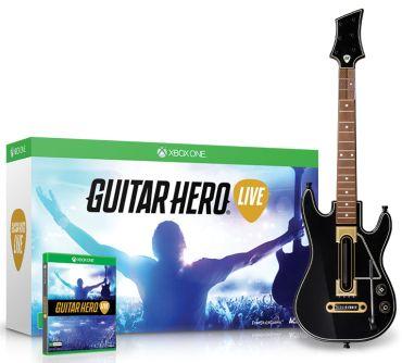 Guitar Hero Live Bundle - Xbox One - R$499,90