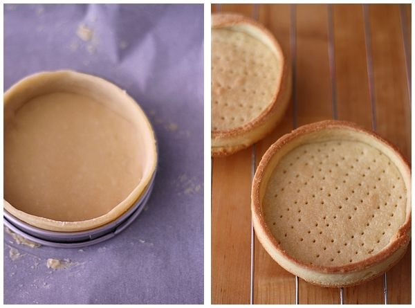 patesucree2 La pâte sucrée de Pierre Hermé, pour vos meilleures tartes