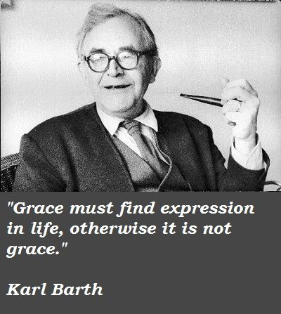 QUOTES KARL BARTH image quotes at relatably.com
