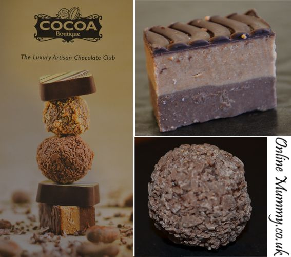 Thank you @OnlineMummy.co.uk for the wonderful review and delicious pictures!    http://www.onlinemummy.co.uk/cocoa-boutique