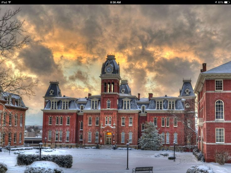 West Virginia University, Morgantown