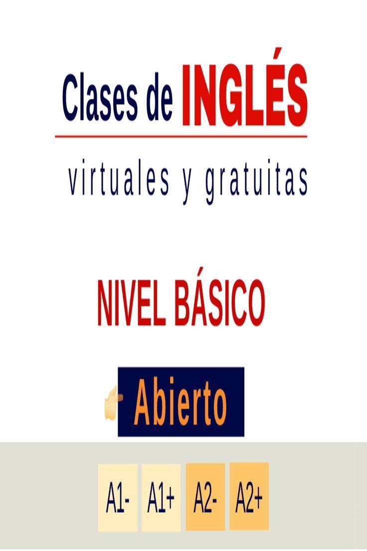 Clases De Inglés Básico Clases De Ingles Online Aprender Ingles Britanico Clase De Inglés