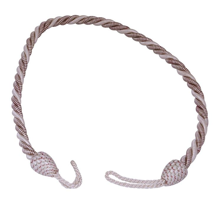 #Bulk #Wholesale #Handmade #CurtainStopper / #Tieback in #Beige, #Green & #Maroon #Color with #Braided #Design – #Stylish Tying Ropes for #Curtains – #HomeDécor