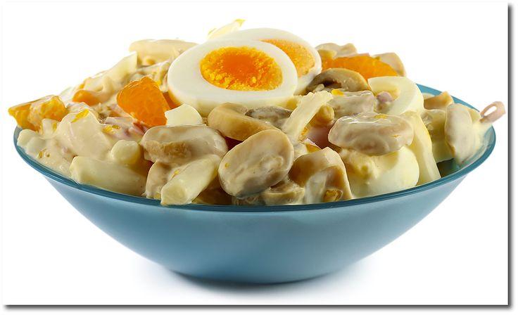 Eier Salat klassisch