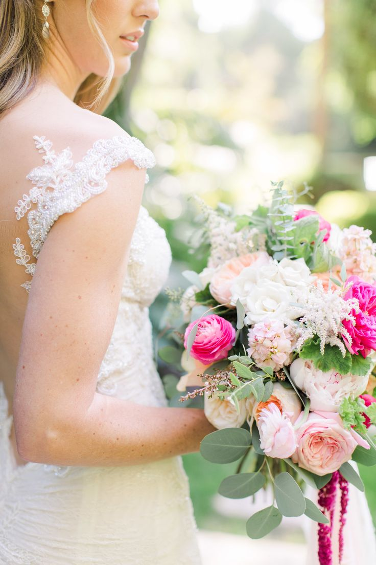 This Wedding Ceremony Is the Definition of Enchanting