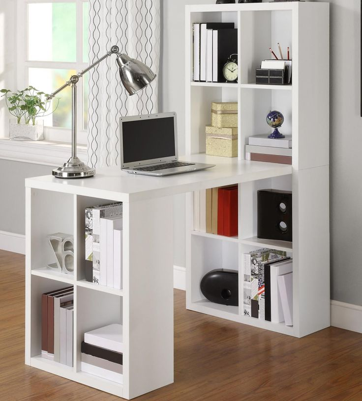 $205.99 Office Desk and Bookcase in Office Desks