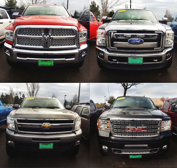Ford Dealer Olympia Auto Mall