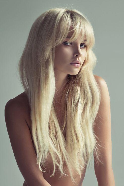 12 best buzzed beauties images on pinterest hair color