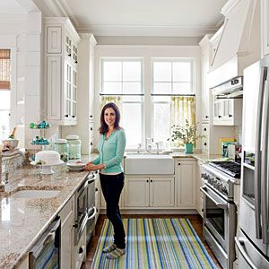 Staycation Kitchen < Our Best Cottage Kitchens - Southern Living Mobile