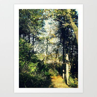 """Forest - Art Print / MINI (8"""" x 10"""")"""