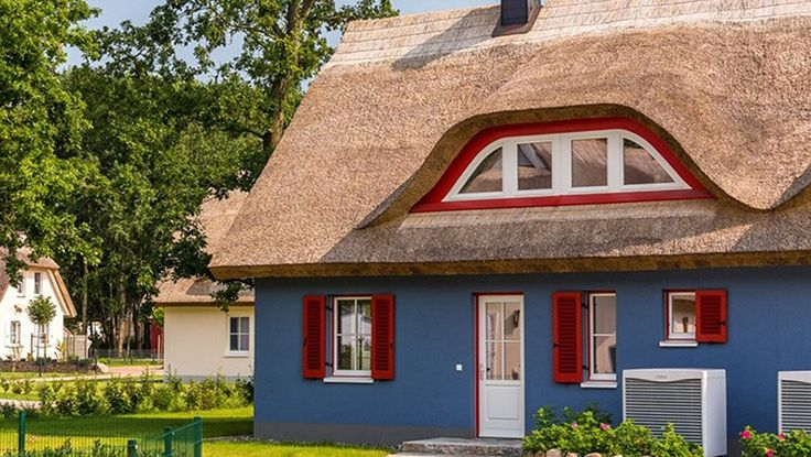 """Neubau von 71 Einfamilienhäusern und Doppelhaushälften im Neubauprojekt """"Im Dünenwald"""" in Glowe. Foto: NCC Deutschland GmbH Region Ostsee"""