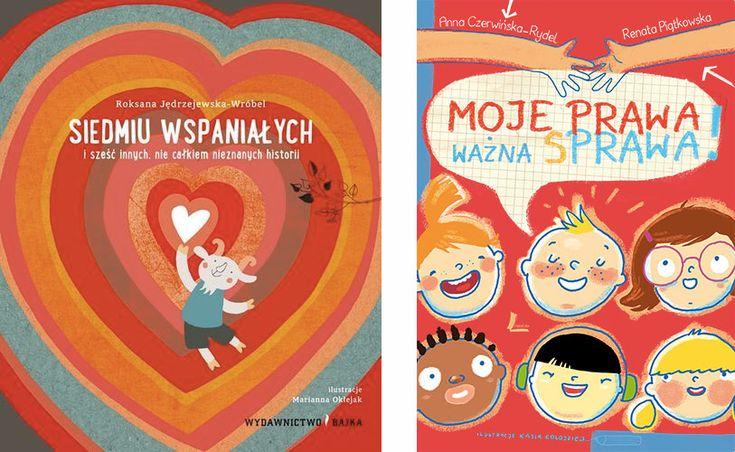 """Przeczytaj: Dziecięca literatura o ważnych sprawach w serwisie dla """"rodziców poszukujących"""" - dziecisawazne.pl"""